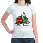 PeRoPuuu7x8 Jr. Ringer T-Shirt