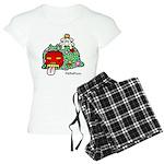 PeRoPuuu7x8 Women's Light Pajamas