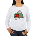 PeRoPuuu7x8 Women's Long Sleeve T-Shirt