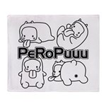 PeRoPuuus Throw Blanket