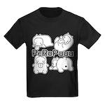 PeRoPuuus Kids Dark T-Shirt