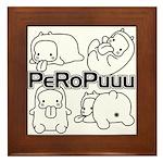 PeRoPuuus Framed Tile
