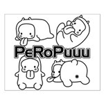 PeRoPuuus Small Poster