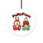 PeRoPuuu10 Ornament (Round)