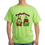 PeRoPuuu10 Green T-Shirt