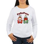 PeRoPuuu10 Women's Long Sleeve T-Shirt
