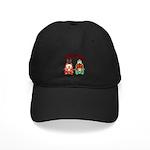 PeRoPuuu10 Black Cap