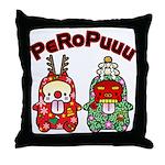 PeRoPuuu10 Throw Pillow
