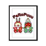 PeRoPuuu10 Framed Panel Print