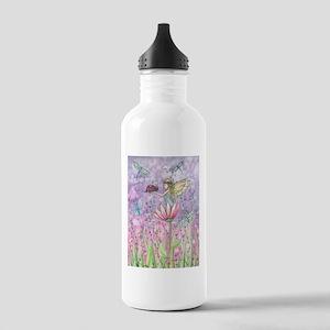 Cute Little Fairy Stainless Water Bottle 1.0L