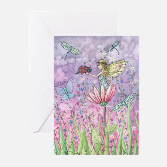 Cute Little Fairy Greeting Cards (Pk of 10)