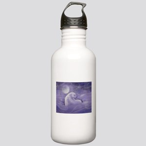 Gentle Winter Stainless Water Bottle 1.0L