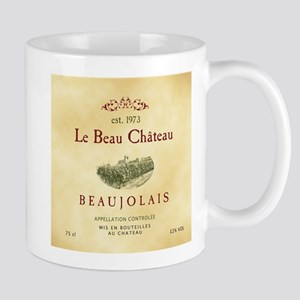Le Beau Chateau Mug