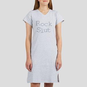 Rock Slut Women's Nightshirt