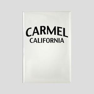 Carmel California Rectangle Magnet