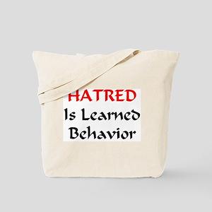 Unlearn Hate Tote Bag