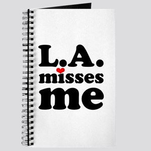 LA Misses Me Journal