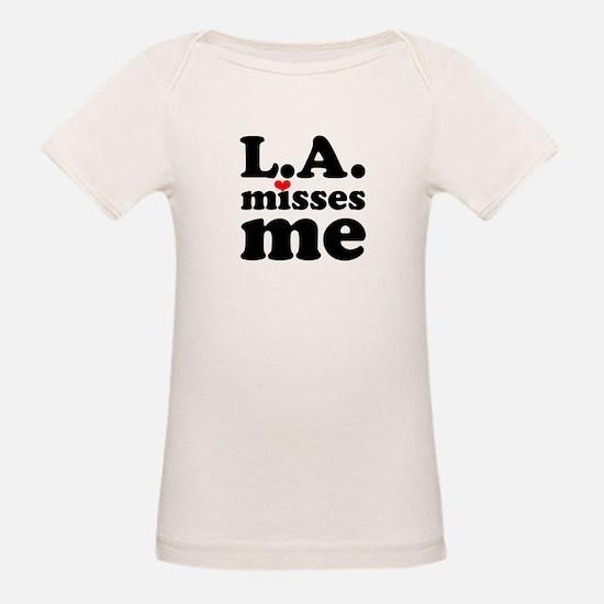 LA Misses Me Tee