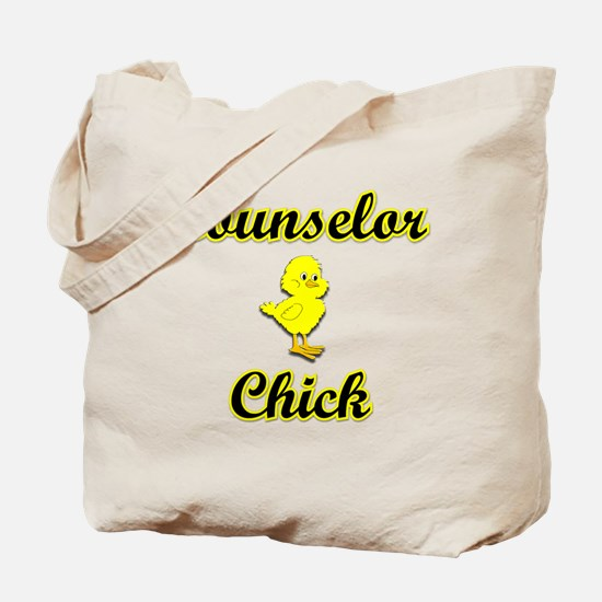 Counselor Chick Tote Bag