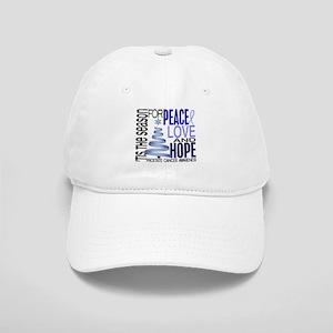 Christmas 1 Prostate Cancer Cap