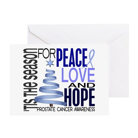 prostate cancer greeting cards cafepress