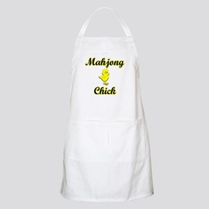 Mahjong Chick Apron