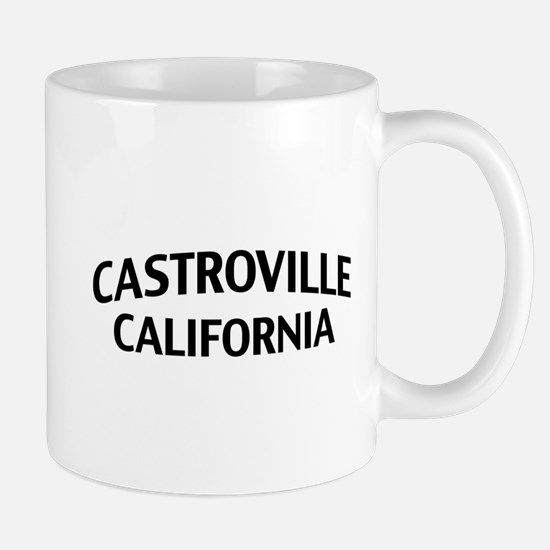 Castroville California Mug