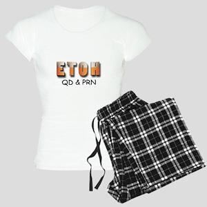 ETOH Women's Light Pajamas