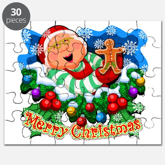Mrs. Claus Special (2 of 7) Puzzle