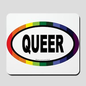 Queer Euros Mousepad