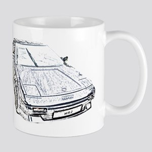 Toyota Mr2 Mug