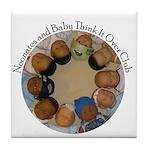 Babies Tile Coaster