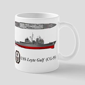 USS Leyte Gulf (CG-55) Mug