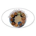 Neonate/BTIO Club Sticker (Oval)