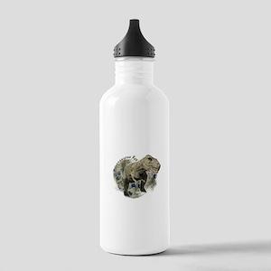 trex dinosaur Stainless Water Bottle 1.0L