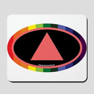 Symbol Euros Mousepad