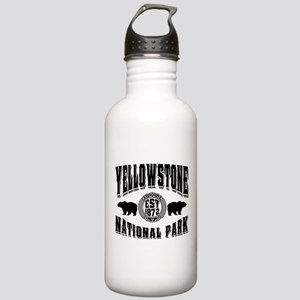 Yellowstone Established 1872 Stainless Water Bottl