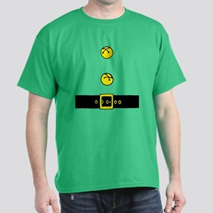 Jolly Elf Costume Dark T-Shirt