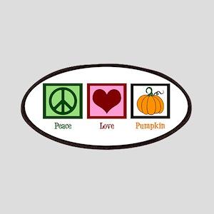 Peace Love Pumpkin Patches