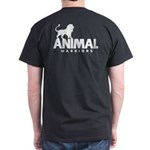 Animal Warriors Dark T-Shirt (Logo on Back)