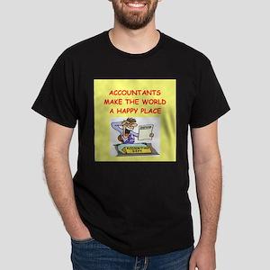 accountants Dark T-Shirt