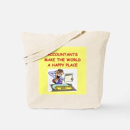 accountants Tote Bag
