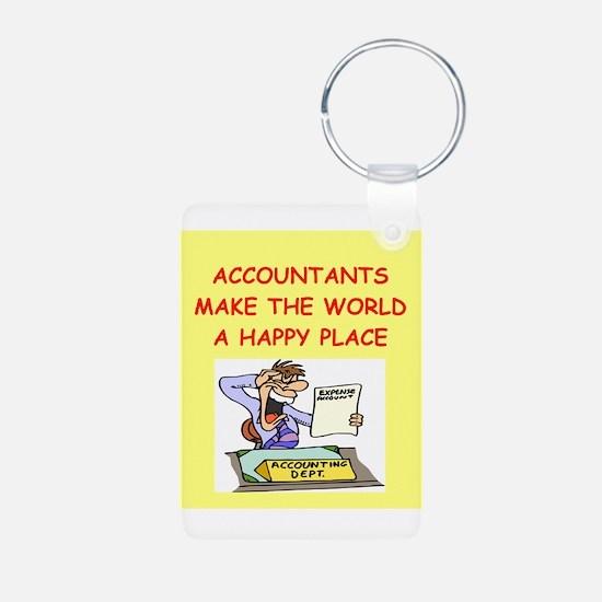 accountants Keychains