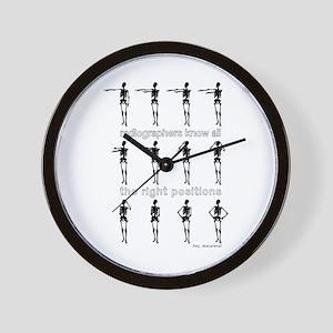 Hey Macarena! Wall Clock