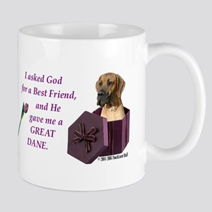 Great Dane (Fawn) Mug