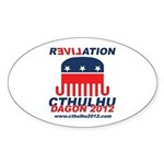 RevilATION Sticker (Oval)