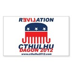 RevilATION Sticker (Rectangle)