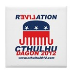 RevilATION Tile Coaster