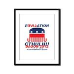 RevilATION Framed Panel Print