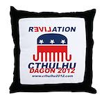 RevilATION Throw Pillow